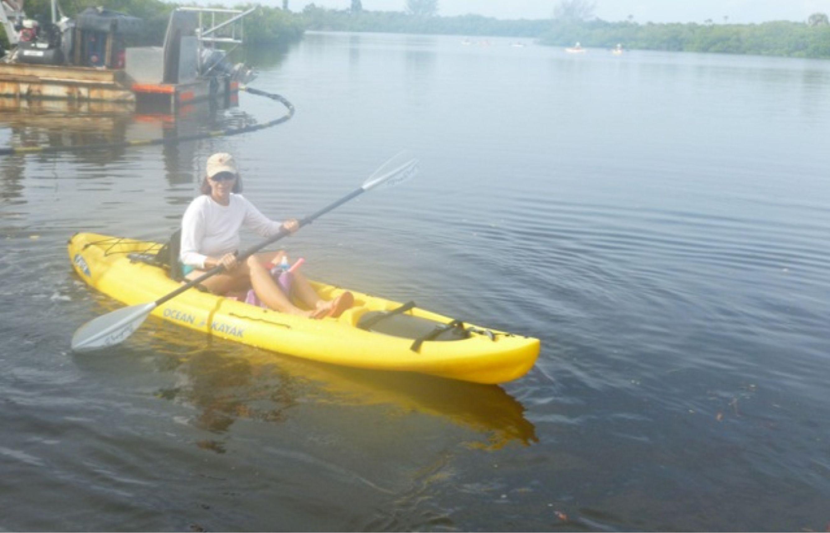 South Venice ICW Kayak And Swim