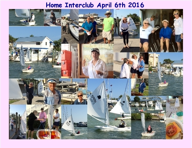 Small collage of Home Interclub April 2016