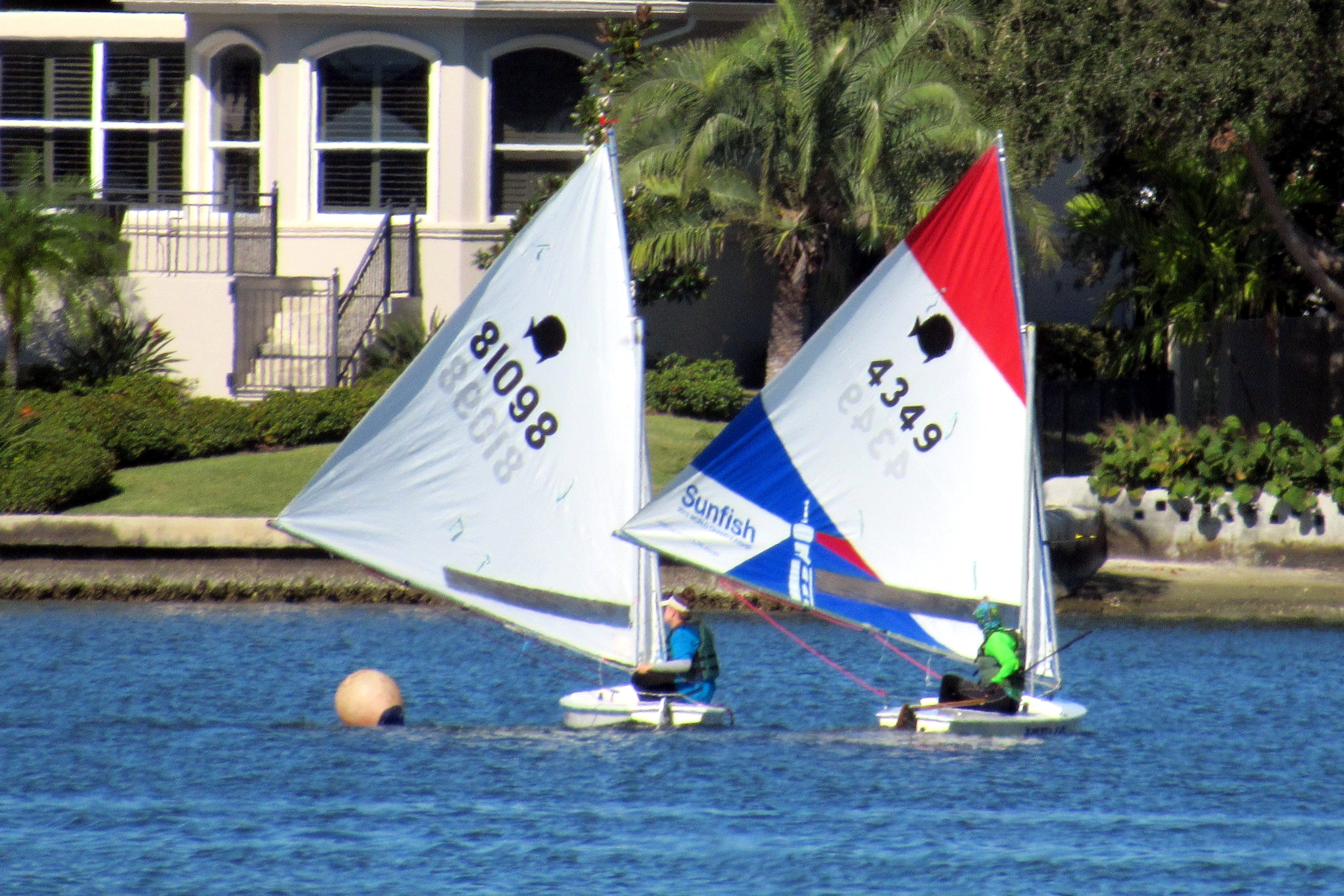 RACE of the AGES Regatta, Bitter Ends vs VYBA* November 17 ...